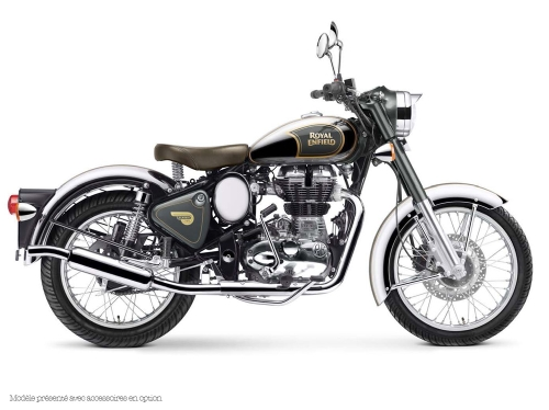 ROYAL ENFIELD Classic Chrome Grise