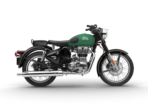 ROYAL ENFIELD Classic Redditch Verte