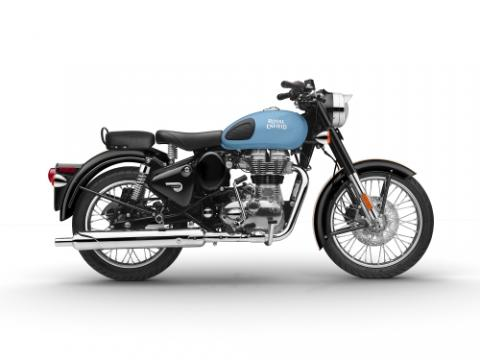 ROYAL ENFIELD Classic Redditch Bleue