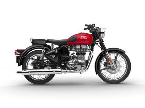 ROYAL ENFIELD Classic Redditch Rouge