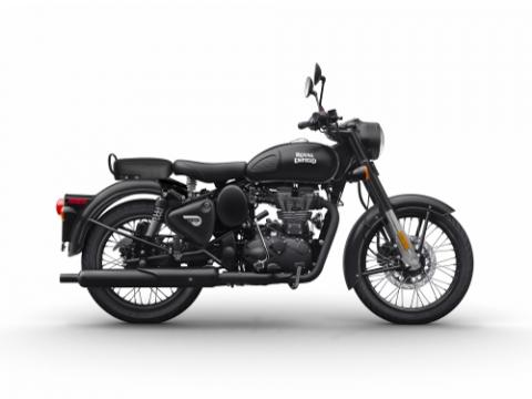ROYAL ENFIELD Classic Stealth Black