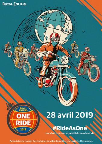 One Ride 2019