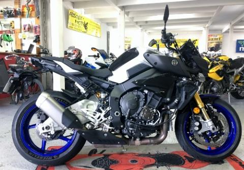 YAMAHA MT 10 SP 1000 Roadster